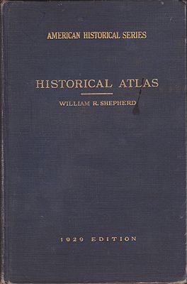 Historical AtlasShepherd, William R. - Product Image