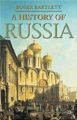 History of Russia, A Bartlett, Roger - Product Image