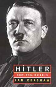 Hitler: 18891936 Hubrisby: Kershaw, Ian - Product Image