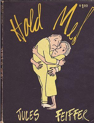 Hold Me!Feiffer, Jules, Illust. by: Jules  Feiffer - Product Image