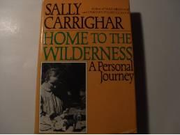 Home to the wildernessCarrighar, Sally - Product Image