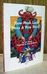 How Much Land Does a Man Need?Tolstoy, Leo/Elena Abesinova, Illust. by: Elena  Abesinova - Product Image