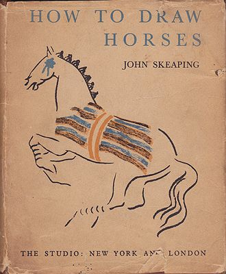 How to Draw HorsesSkeaping, John, Illust. by: John  Skeaping - Product Image