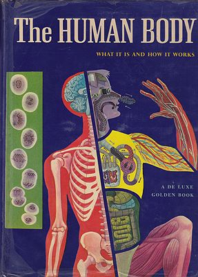 Human Body, The: What it is and How it Works Wilson, Mitchell, Illust. by: Cornelius  De Witt - Product Image