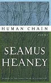 Human Chain: PoemsHeaney, Seamus - Product Image