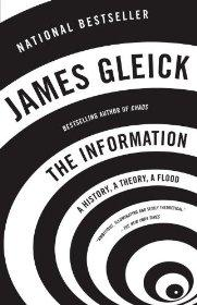 INFORMATION, The: A HISTORY, A THEORY, A FLOODGleick, James - Product Image