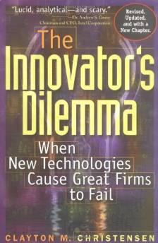 INNOVATOR'S DILEMMA, the: WHEN NEW TECHNOLOGIES CAUSE GREAT FIRMS TO FAILChristensen, Clayton M. - Product Image