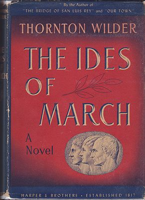 Ides of March, TheWilder, Thorton - Product Image