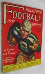Illustrated Football 1937 Annualby: N/A - Product Image