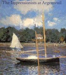 Impressionists at Argenteuil, The by: Tucker, Professor Paul Hayes - Product Image