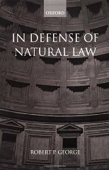 In Defense of Natural Lawby: George, Robert P. - Product Image