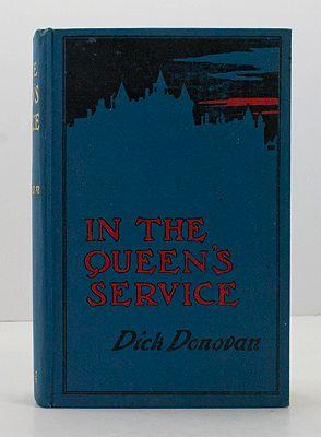 In the Queen's ServiceDonovan, Dick - Product Image