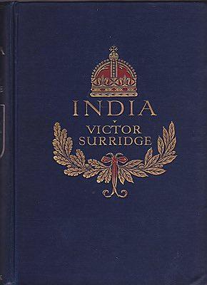 India: Romance of EmpireSurridge, Victor - Product Image
