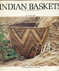 Indian baskets of the Northwest Coastby: Lobb, Allan - Product Image