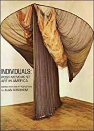 Individuals: PostMovement Art in Americaby: Sondheim, Alan (Ed.) - Product Image