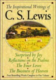 Inspirational Writings of C.S. Lewis, The by: Lewis, C.S. - Product Image