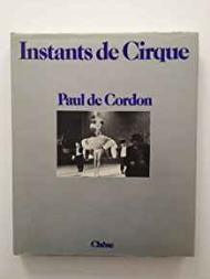 Instants de Cirqueby: de Cordon, Paul - Product Image