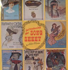 Introducing the song sheet: A collector's guide, with current price listby: Westin, Helen - Product Image
