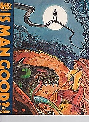 Is Man Good?by: Moebius, Jean Giraud  - Product Image