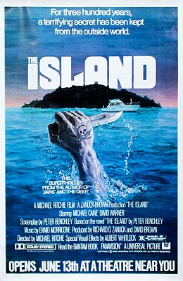 Island, The (MOVIE POSTER)N/A - Product Image