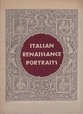 Italian Renaissance PortraitsN/A - Product Image