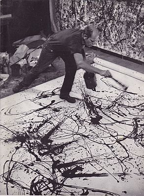 Jackson Pollock Bulletin Vol. XXIV No. 2 1956-57 Hunter, Sam, Illust. by: Jackson  Pollock - Product Image