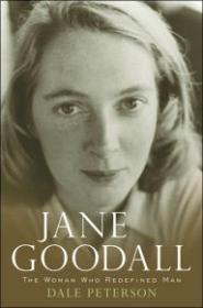 Jane Goodall: The Woman Who Redefined Manby: Peterson, Dale - Product Image