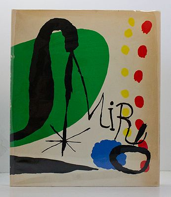 Joan Miro - His Graphic WorkHunter, Sam - Product Image