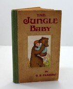 Jungle Baby, Theby- Farrow, G.E., Illust. by: E.M. and M.F. Taylor - Product Image