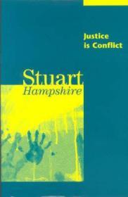 Justice Is Conflictby: Hampshire, Stuart - Product Image
