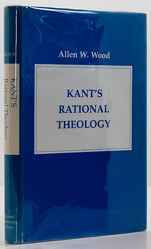 Kant's Rational TheologyWood, Allen W. - Product Image