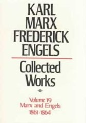 Karl Marx, Frederick Engels: Marx and Engels Collected Works 18611864by: Marx, Karl - Product Image