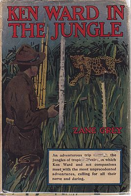 Ken Ward in the JungleGrey, Zane - Product Image