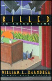 Killed in Fringe Timeby: DeAndrea, William L. - Product Image