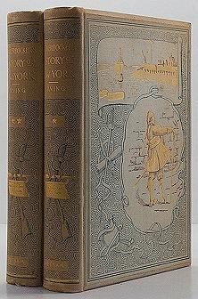 Knickerbocker's History of New York (2 Volumes)Irving, Washington, Illust. by: Edward W. Kemble - Product Image