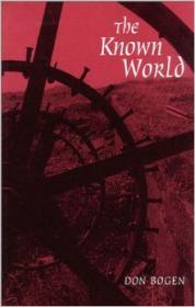 Known World, The by: Bogen, Don - Product Image