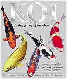 Koi: Living Jewels of the OrientHickling, Steve - Product Image
