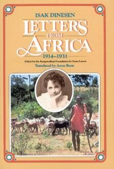 LETTERS FROM AFRICA, 1914-1931Dinesen, Isak - Product Image
