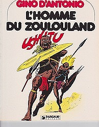L'Homme Du Zoulouland (Un Homme Une Aventure)by: D'Antonio, Gino - Product Image