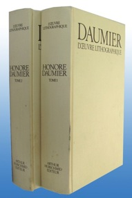 L'Oeuvre Lithographique: Honore Daumier (2 Volumes)by: n/a - Product Image