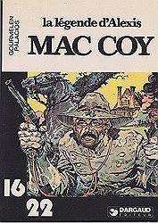 La Legende d'Alexis Mac Coyby: Jean-Pierre Gourmelen, Antonio Hernandez Palacios  - Product Image