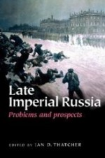 Late Imperial Russia: Problems and Prospectsby: McKean, Robert B - Product Image
