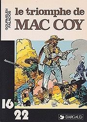 Le Triomphe de Mac Coyby: Jean-Pierre Gourmelen, Antonio Hernandez Palacios  - Product Image