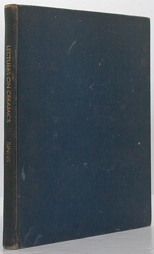 Lectures on CeramicsBinns, Charles F. - Product Image