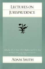 Lectures on Jurisprudenceby: Smith, Adam - Product Image