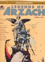 Legends of Arzach: Gallery One - The Charcoal Burner of Ravenwoodby: Lofficier, R.J.M. - Product Image