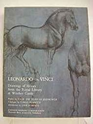 Leonardo Da Vinci: Drawings of Horses from the Royal Library at Windsor CastlePedretti, Carlo - Product Image