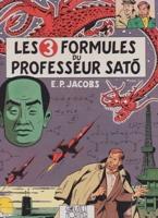 Les 3 Formules du Professeur Sato - Tome 2  Les Adventures de Blake et Mortimerby: Jacobs, Edgar P. - Product Image