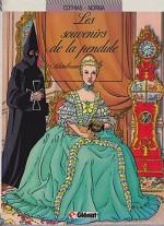 Les Souvenirs de la Pendule: T, 1 Schonbrunnby: Cothias and Norma - Product Image