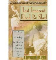 Lest Innocent Blood Be Shedby: Hallie, Philip P. - Product Image